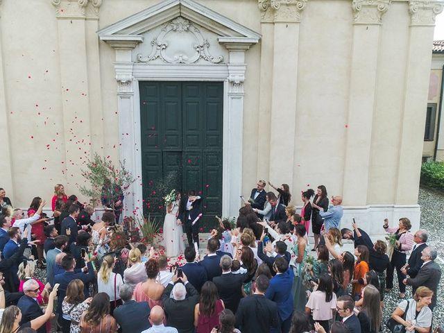 Il matrimonio di Filippo e Maddalena a Cazzago San Martino, Brescia 105