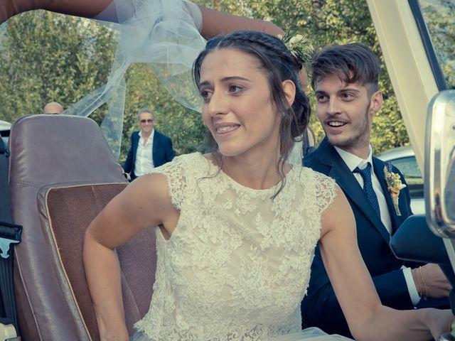 Il matrimonio di Filippo e Maddalena a Cazzago San Martino, Brescia 110