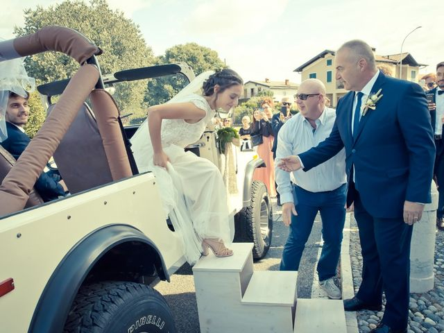 Il matrimonio di Filippo e Maddalena a Cazzago San Martino, Brescia 114