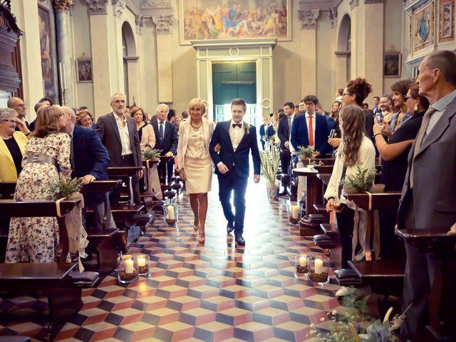Il matrimonio di Filippo e Maddalena a Cazzago San Martino, Brescia 121