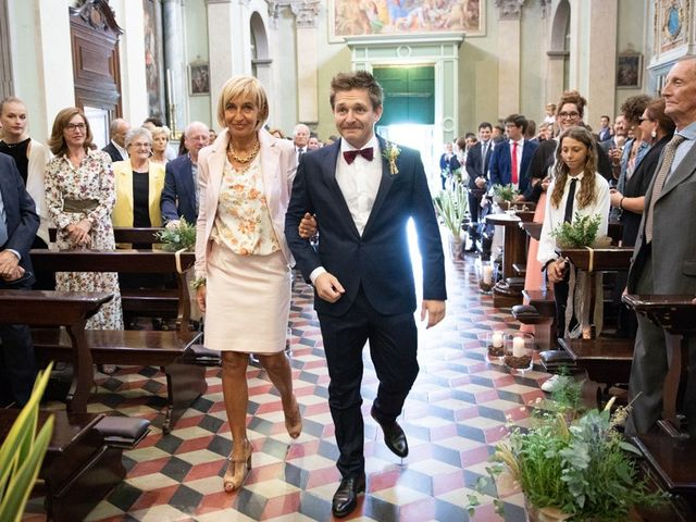 Il matrimonio di Filippo e Maddalena a Cazzago San Martino, Brescia 122