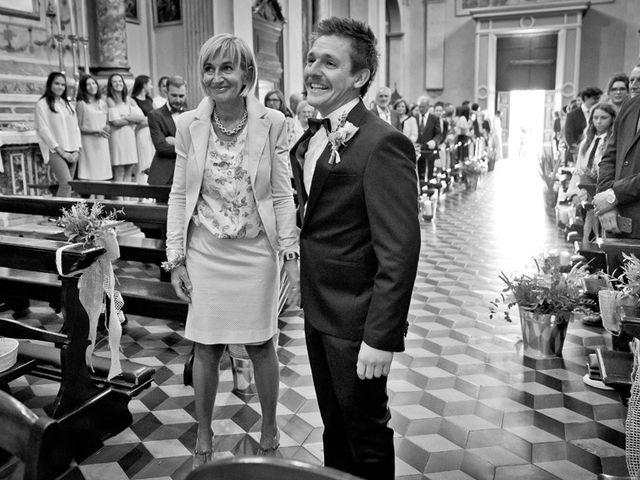 Il matrimonio di Filippo e Maddalena a Cazzago San Martino, Brescia 123
