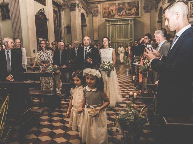 Il matrimonio di Filippo e Maddalena a Cazzago San Martino, Brescia 127