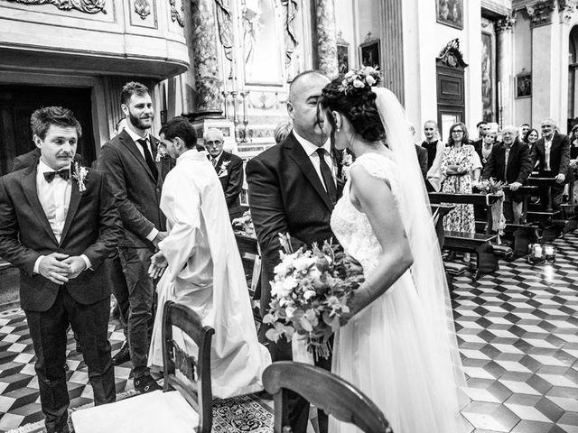 Il matrimonio di Filippo e Maddalena a Cazzago San Martino, Brescia 128