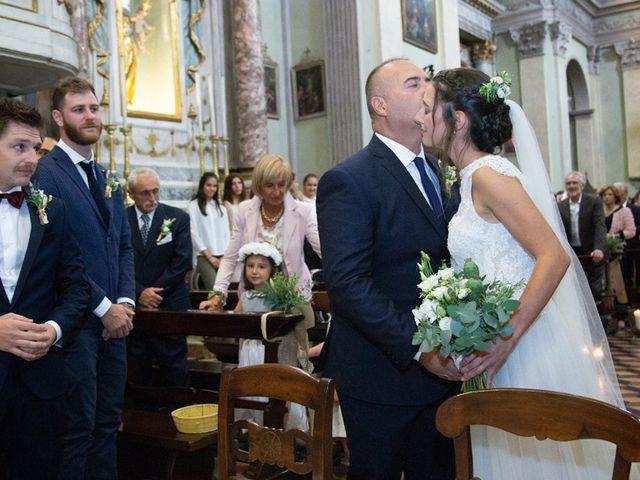 Il matrimonio di Filippo e Maddalena a Cazzago San Martino, Brescia 130