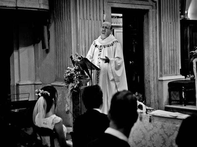 Il matrimonio di Filippo e Maddalena a Cazzago San Martino, Brescia 131