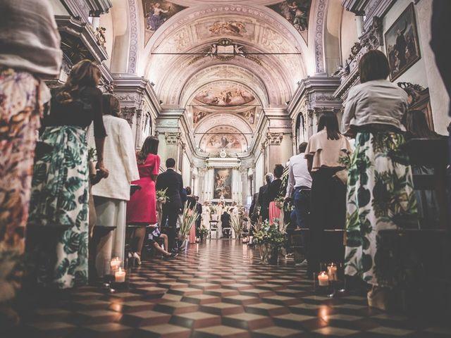 Il matrimonio di Filippo e Maddalena a Cazzago San Martino, Brescia 135