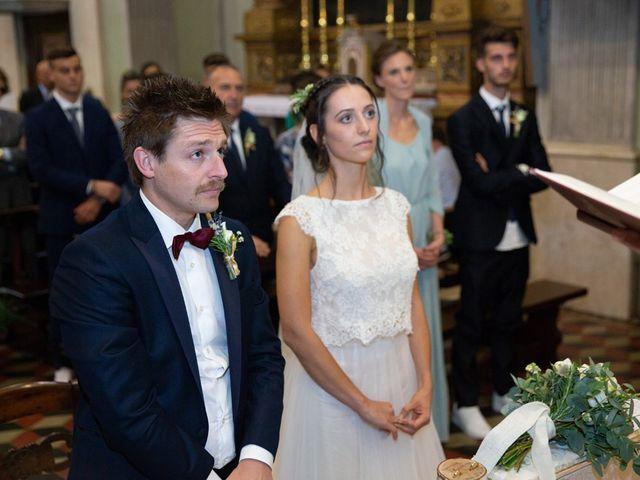 Il matrimonio di Filippo e Maddalena a Cazzago San Martino, Brescia 136