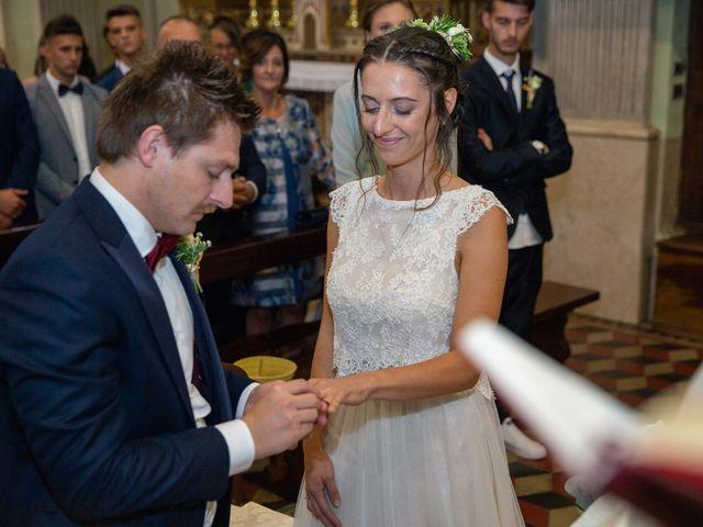 Il matrimonio di Filippo e Maddalena a Cazzago San Martino, Brescia 137