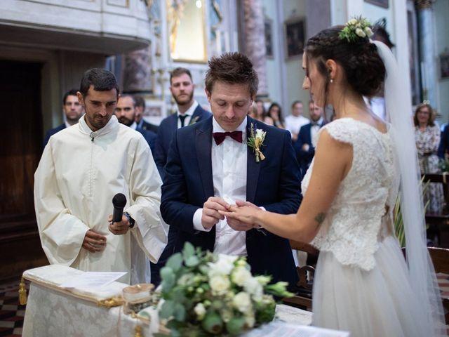 Il matrimonio di Filippo e Maddalena a Cazzago San Martino, Brescia 138
