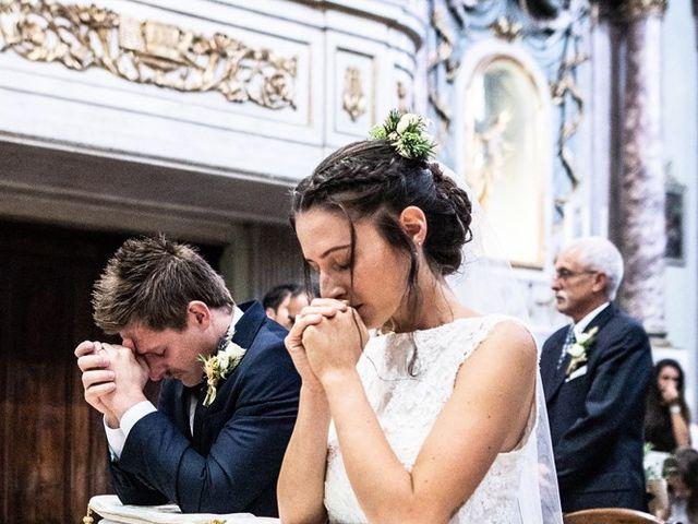 Il matrimonio di Filippo e Maddalena a Cazzago San Martino, Brescia 145