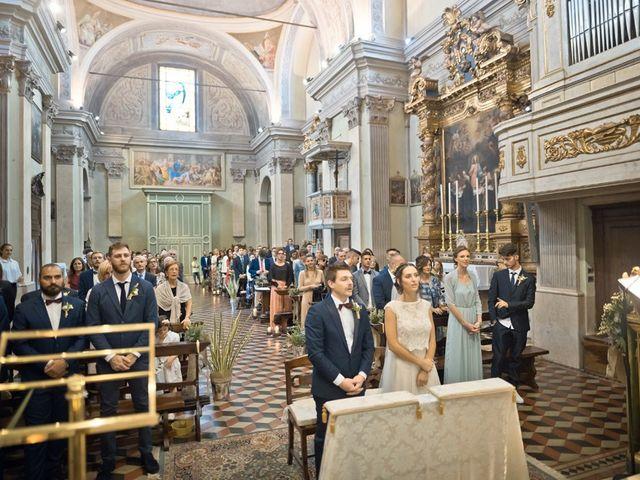 Il matrimonio di Filippo e Maddalena a Cazzago San Martino, Brescia 149
