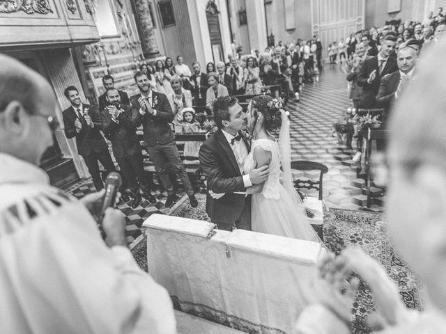 Il matrimonio di Filippo e Maddalena a Cazzago San Martino, Brescia 150