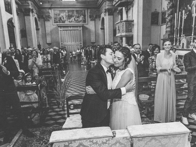 Il matrimonio di Filippo e Maddalena a Cazzago San Martino, Brescia 151