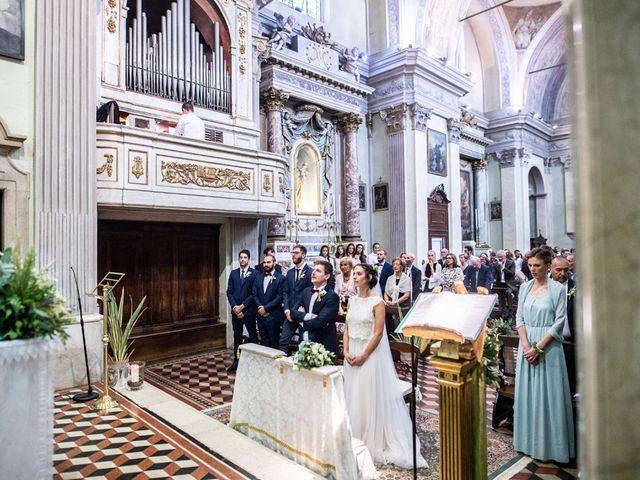 Il matrimonio di Filippo e Maddalena a Cazzago San Martino, Brescia 154