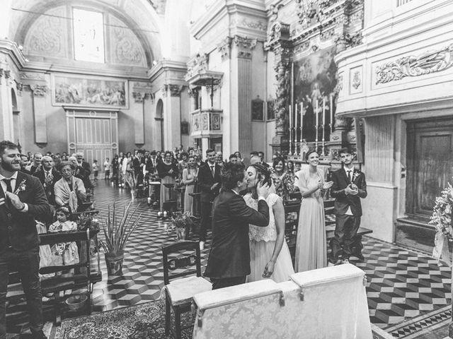 Il matrimonio di Filippo e Maddalena a Cazzago San Martino, Brescia 155