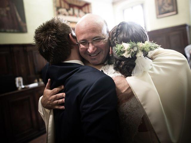 Il matrimonio di Filippo e Maddalena a Cazzago San Martino, Brescia 163