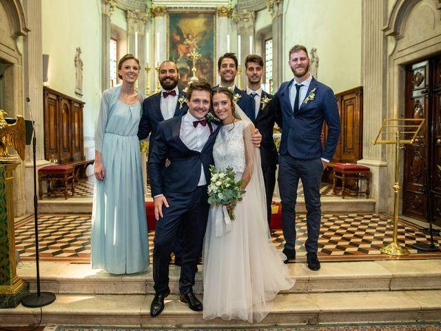 Il matrimonio di Filippo e Maddalena a Cazzago San Martino, Brescia 164