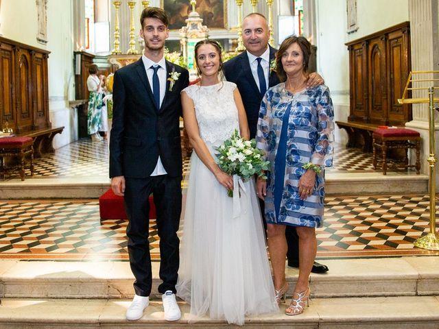 Il matrimonio di Filippo e Maddalena a Cazzago San Martino, Brescia 165