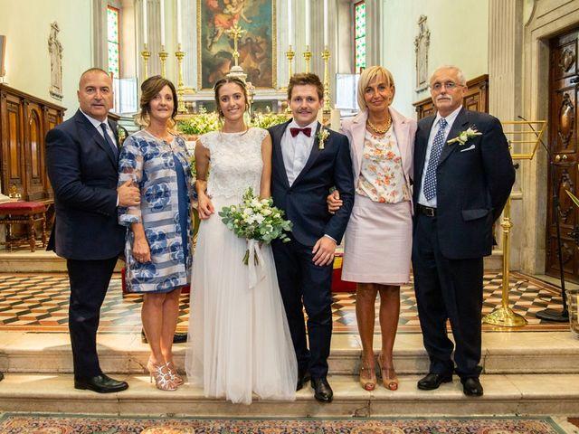 Il matrimonio di Filippo e Maddalena a Cazzago San Martino, Brescia 167