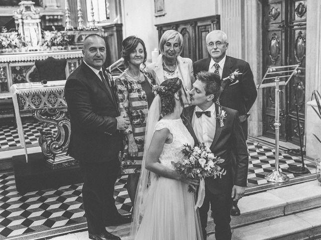 Il matrimonio di Filippo e Maddalena a Cazzago San Martino, Brescia 168