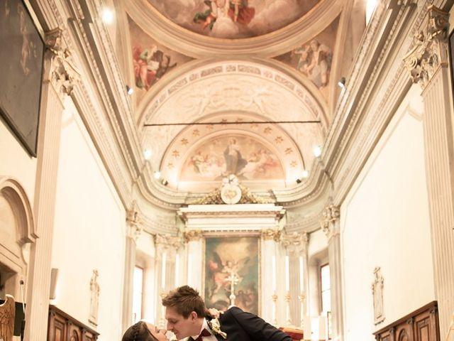 Il matrimonio di Filippo e Maddalena a Cazzago San Martino, Brescia 170