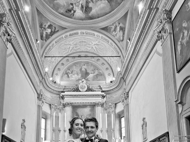 Il matrimonio di Filippo e Maddalena a Cazzago San Martino, Brescia 171