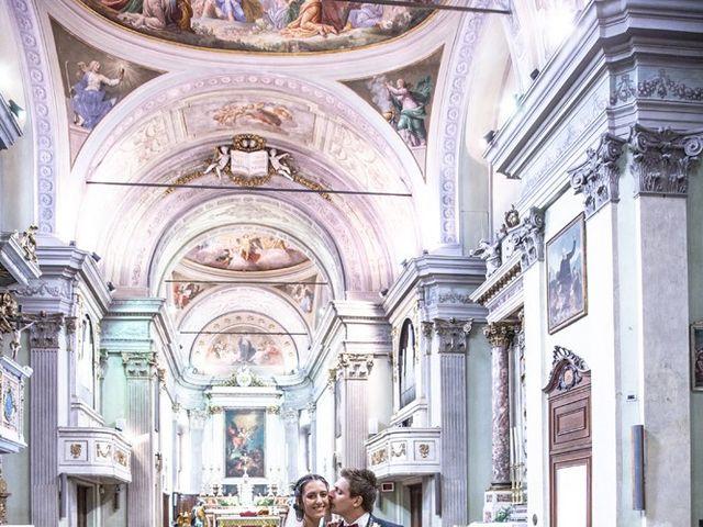 Il matrimonio di Filippo e Maddalena a Cazzago San Martino, Brescia 172