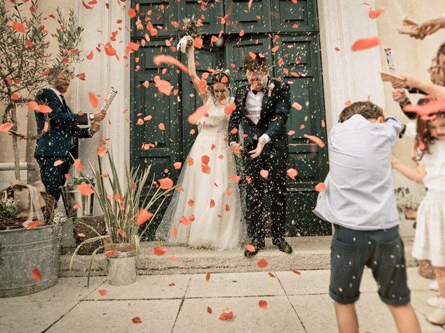 Il matrimonio di Filippo e Maddalena a Cazzago San Martino, Brescia 175