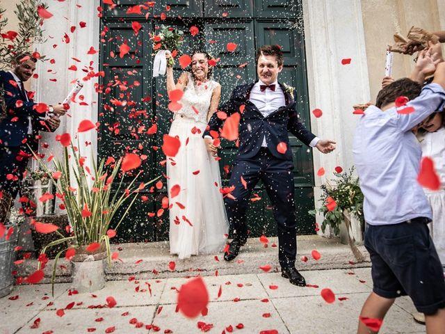 Il matrimonio di Filippo e Maddalena a Cazzago San Martino, Brescia 178