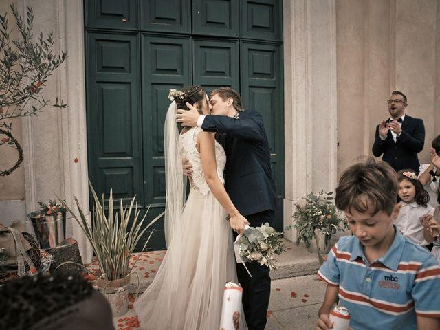 Il matrimonio di Filippo e Maddalena a Cazzago San Martino, Brescia 184
