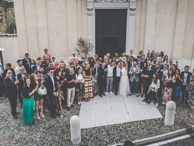 Il matrimonio di Filippo e Maddalena a Cazzago San Martino, Brescia 194
