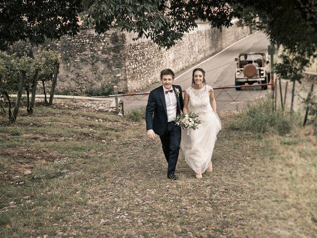 Il matrimonio di Filippo e Maddalena a Cazzago San Martino, Brescia 196