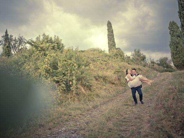 Il matrimonio di Filippo e Maddalena a Cazzago San Martino, Brescia 199