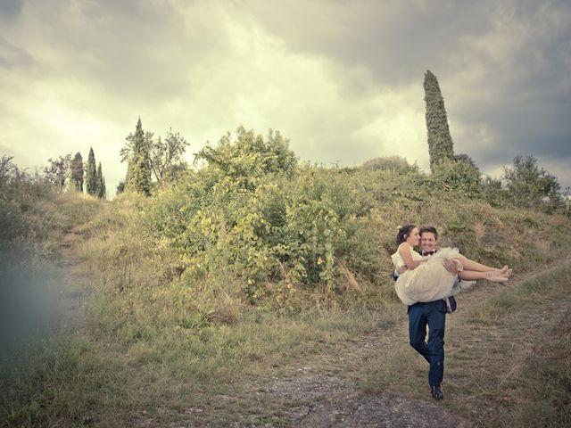 Il matrimonio di Filippo e Maddalena a Cazzago San Martino, Brescia 201