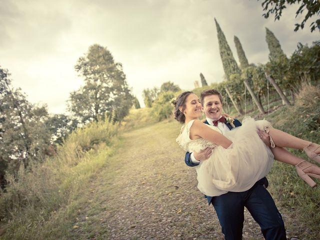 Il matrimonio di Filippo e Maddalena a Cazzago San Martino, Brescia 203