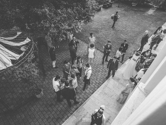 Il matrimonio di Filippo e Maddalena a Cazzago San Martino, Brescia 210