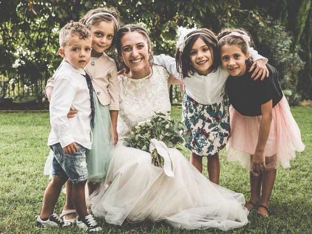 Il matrimonio di Filippo e Maddalena a Cazzago San Martino, Brescia 225