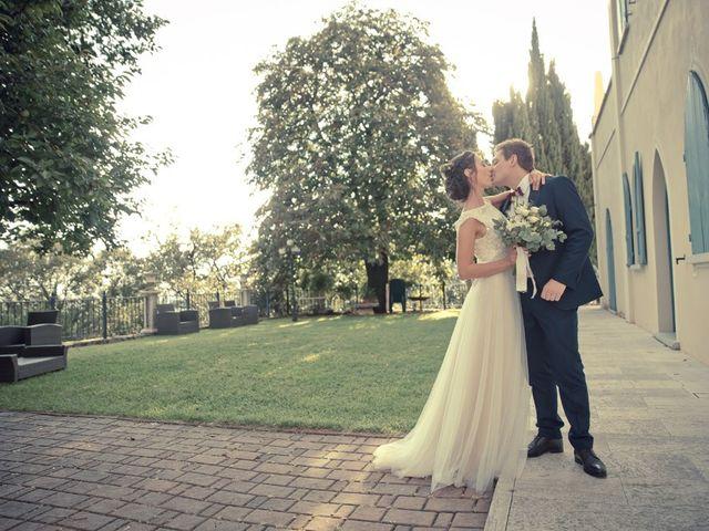Il matrimonio di Filippo e Maddalena a Cazzago San Martino, Brescia 226