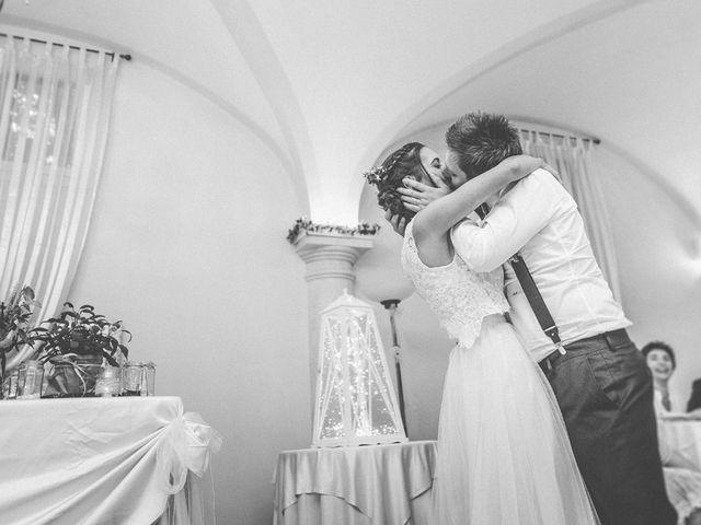Il matrimonio di Filippo e Maddalena a Cazzago San Martino, Brescia 246