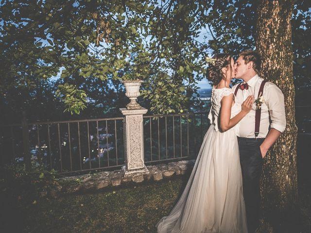 Il matrimonio di Filippo e Maddalena a Cazzago San Martino, Brescia 303