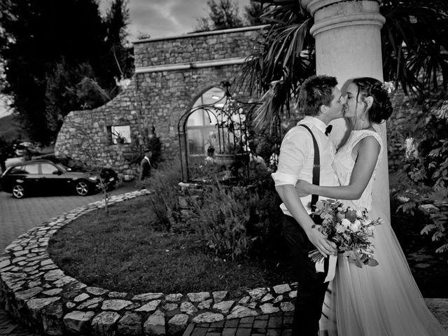 Il matrimonio di Filippo e Maddalena a Cazzago San Martino, Brescia 306