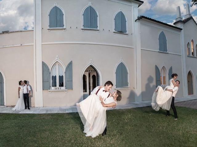 Il matrimonio di Filippo e Maddalena a Cazzago San Martino, Brescia 310
