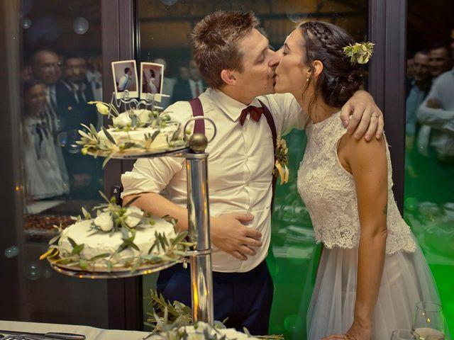 Il matrimonio di Filippo e Maddalena a Cazzago San Martino, Brescia 315