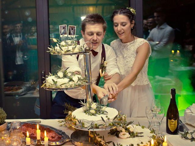 Il matrimonio di Filippo e Maddalena a Cazzago San Martino, Brescia 316