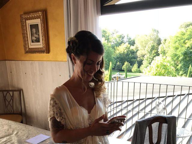 Il matrimonio di Marco  e Jessica  a Ternate, Varese 3