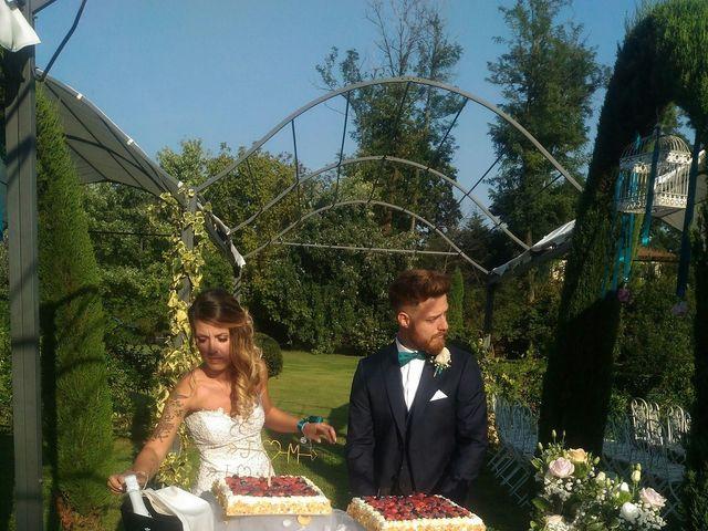 Il matrimonio di Marco  e Jessica  a Ternate, Varese 6