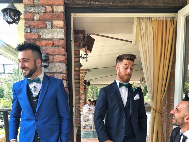 Il matrimonio di Marco  e Jessica  a Ternate, Varese 7