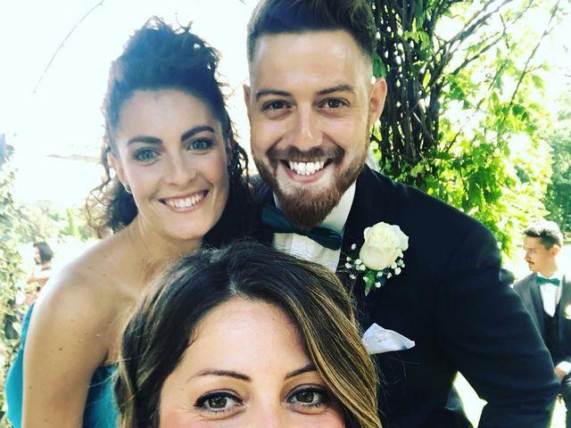 Il matrimonio di Marco  e Jessica  a Ternate, Varese 8
