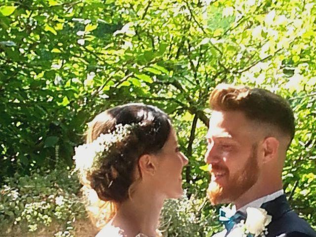 Il matrimonio di Marco  e Jessica  a Ternate, Varese 13
